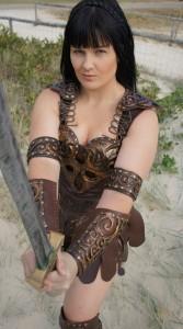 Xena Warrior Costumes
