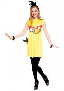 Yellow Angry Bird Costume