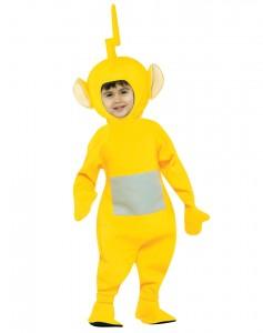 Yellow Teletubby Costume