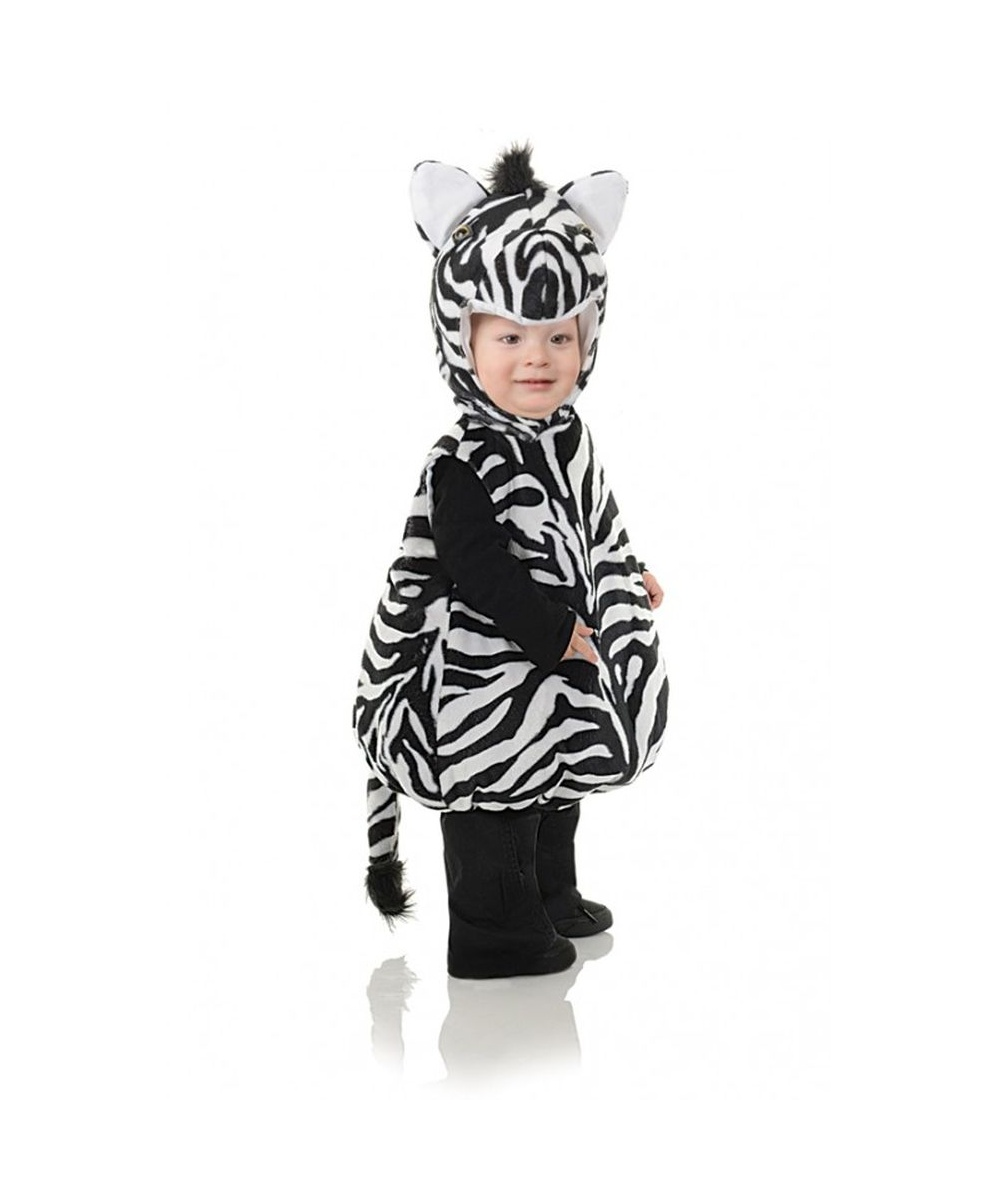 The Zebra Child Costume is the best Halloween costume for you to get! Everyone will love this Girls costume that you picked up from Wholesale Halloween Costumes!