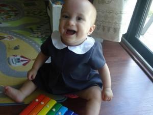 Baby Pilgrim Costume