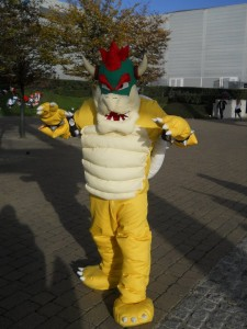 Bowser Costume for Adults