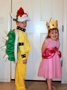 Bowser Costumes for Kids