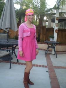 Bubblegum Princess Costume