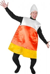 Candy Corn Costume Pattern