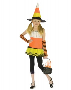 Candy Corn Costumes for Girls