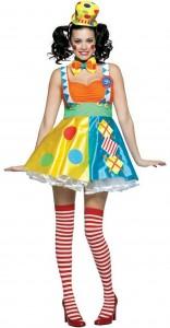 Circus Girl Costume