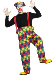 Clown Costume Ideas