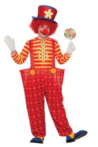 Clown Costumes for Kids