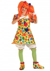 Clown Costumes for Women