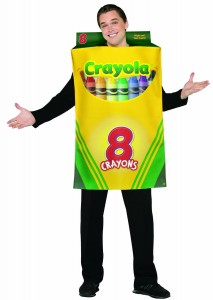 Crayon Box Costume