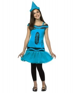 Crayon Costumes for Girls