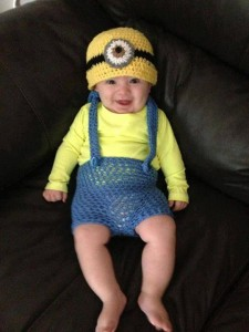 Despicable Me Baby Costumes