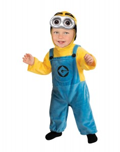 Despicable Me Toddler Costume