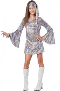 Disco Costumes for Womens