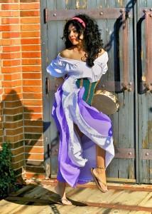 Esmeralda Adult Costume