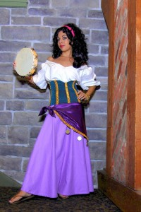 Esmeralda Costume for Girls