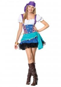 Esmeralda Gypsy Costume