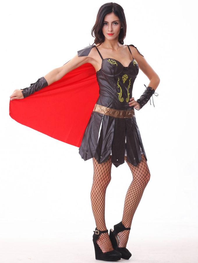 Gladiator Costumes Costumes Fc  sc 1 st  Meningrey & Woman Gladiator Costume - Meningrey