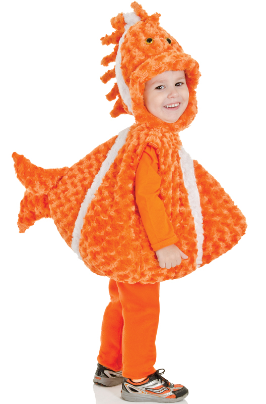 how to make a fish costume