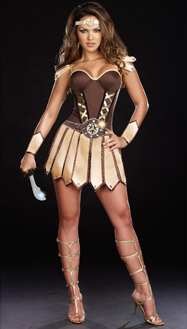 Costume de Gladiateur Spartan - Dguisement Adulte