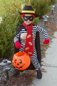 Hamburglar Costume Toddler