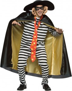 Hamburglar Costume for Men