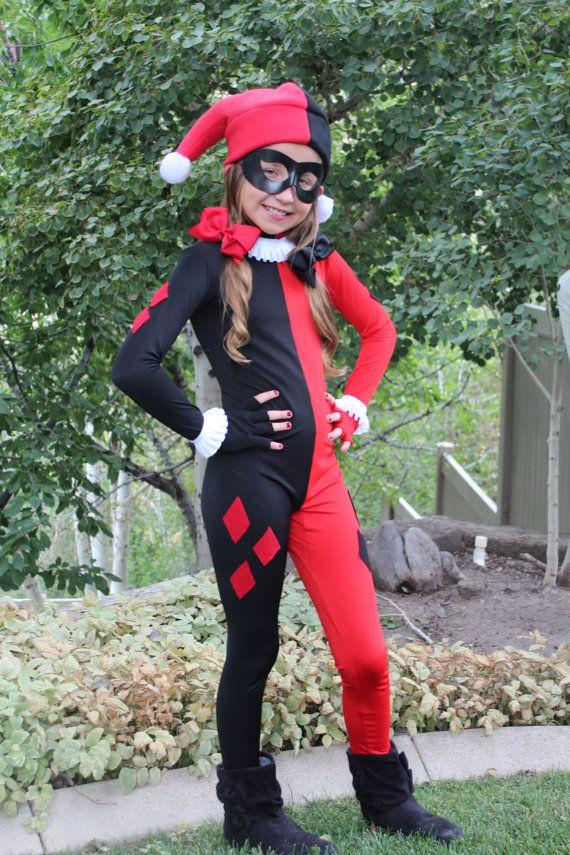 Original Costumes For Kids.Harley Quinn Costumes Costumesfc Com