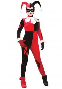 Harley Quinn Costume Pattern