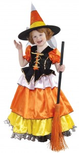 Infant Candy Corn Costume