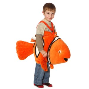 Infant Fish Costume