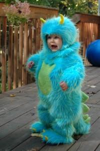 Infant Monster Costume