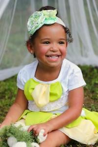 Infant Princess Tiana Costume