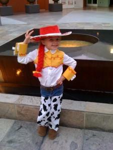 Jessie Costume Girls