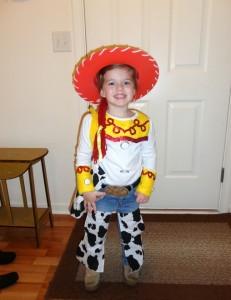 Jessie Cowgirl Costume