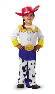 Jessie Toddler Costume