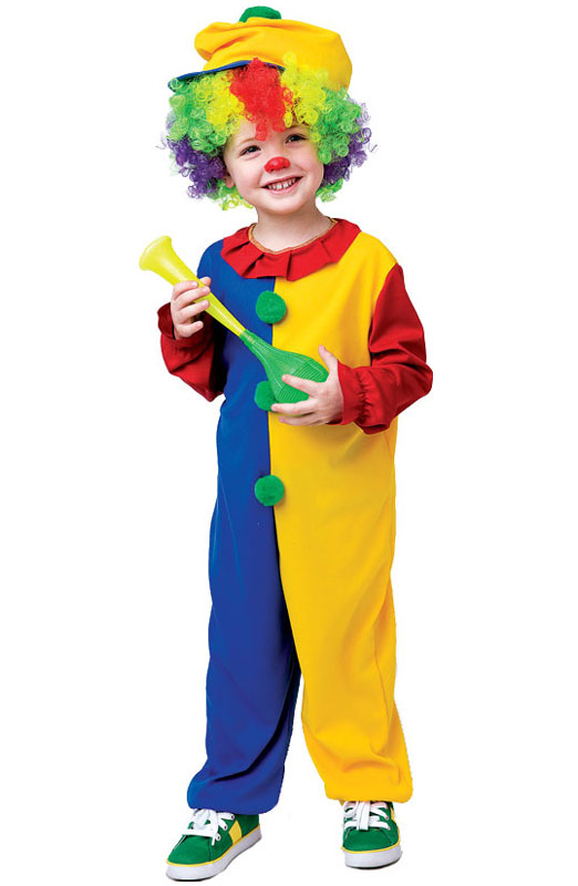 Kids Clown Costumes  sc 1 st  Costumes FC : clown costumes for toddlers  - Germanpascual.Com