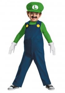 Kids Luigi Costume