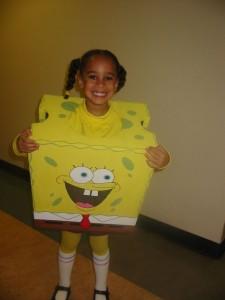Kids Spongebob Costume