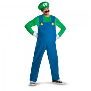 Luigi Costume for Men
