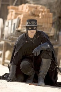 Mask of Zorro Costume
