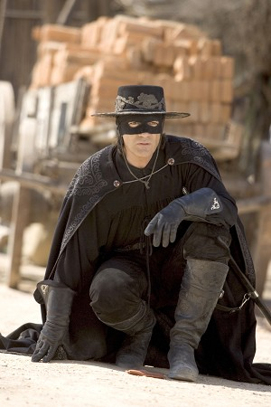 Zorro Mask Costume 35