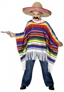 Mexican Costumes for Kids
