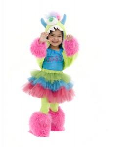 Monster Costumes for Girls