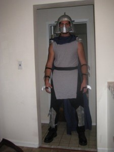 Ninja Turtles Shredder Costume