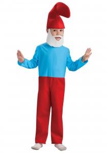 Papa Smurf Costume for Kids