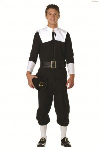 Pilgrim Costume Ideas