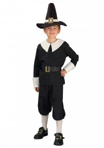 Pilgrim Costumes for Kids