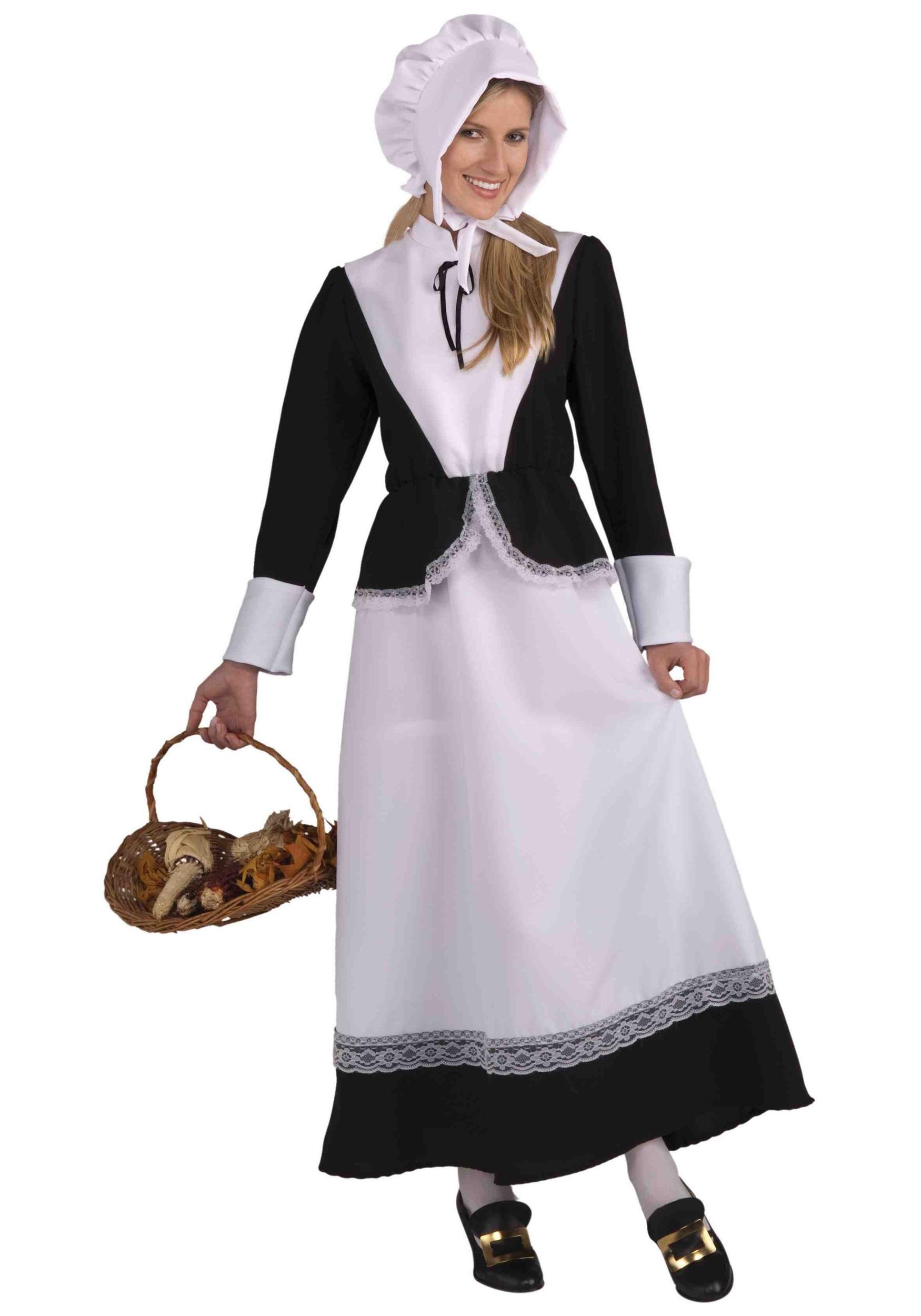 Pilgrim Costumes Costumes Fc