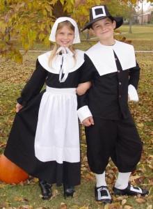Pilgrims Costumes